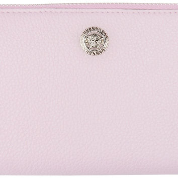 Pink Continental Wallet