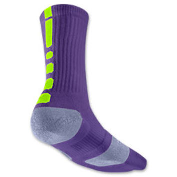 Nike Elite Basketball Crew Socks-Small