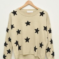 Pentagram Pattern Sweater$50.00