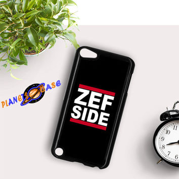 Die Antwoord Zef Side iPod Touch 6 Case Planetscase.com