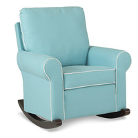 Cape Cod Nursery Rocking Chair in Choice of Fabric