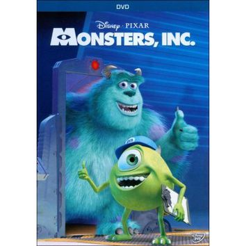 Monsters, Inc. (DVD) (Eng/Spa/Fre) 2001