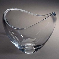 "Nambé Crystal ""Butterfly"" 6.5"" Bowl 