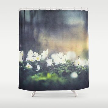 Rugged beauty Shower Curtain by HappyMelvin