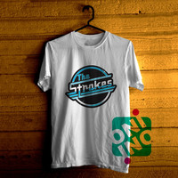 The Strokes Band Logo Tshirt For Men / Women Shirt Color Tees