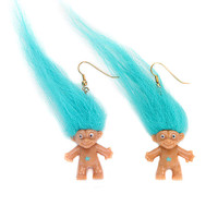 90s Troll Earrings