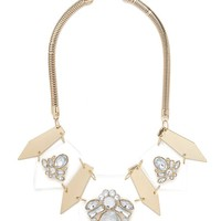 Nebula Lucite Bib (Ships by 7/23) - View All - Categories - Shop Jewelry | BaubleBar