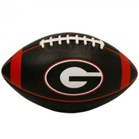 UGA PT-6 Precision Grip Full Size Football | UGA Football | UGA Merchandise