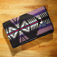 Pendleton ® Eagle Rock Saddle Blanket, Lilac