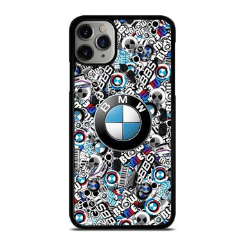 NEW BMW STICKER BOMB iPhone Case Cover