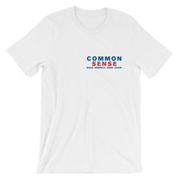 Common Sense Basic T-Shirt