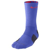 Nike Elite Socks Purple | Champs Sports