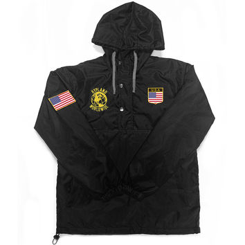 USA World Famous Jacket (BLACK) BHM