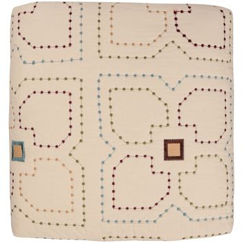 Better Homes and Gardens Orion Full/Queen Quilt White