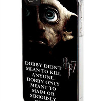 Deathly Hallows Dobby for Samsung Galaxy S3/S4 case, iPhone 4/4S/5/5S/5C, iPad, iPod