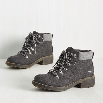 The Walking Tread Boot | Mod Retro Vintage Boots | ModCloth.com