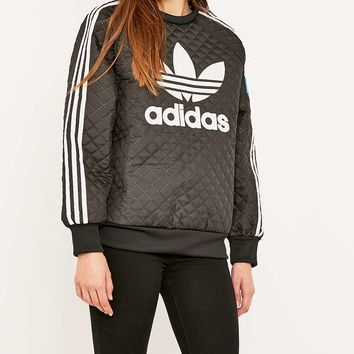 adidas Originals Planetary Power Logo Jumper - Urban Outfitters