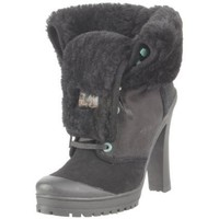 Philip Simon Women`s Kevoik 200 Boot,Black,6 M US