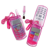 Cellphone Lip Gloss Compacts