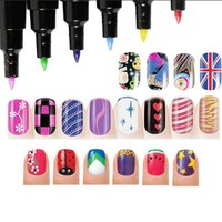 3D DIY Nail Art Decoration Pen