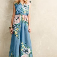 Floristry Jumpsuit by Sass & Bide Navy