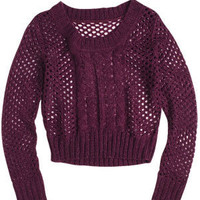 dELiAs > Lurex?- Stitch Sweater > clothes > tops > view all tops