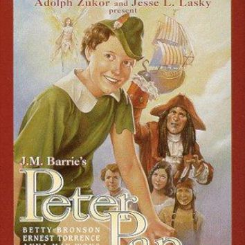 Betty Bronson & Esther Ralston & Herbert Brenon-Peter Pan