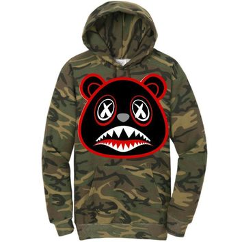 BRED BAWS Army Camo Hoodie