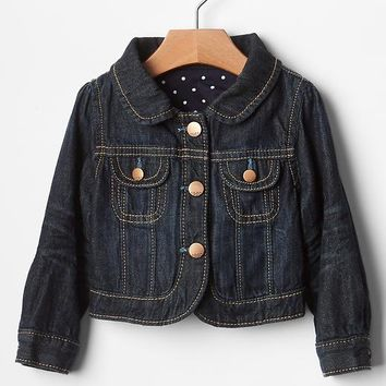 Gap Baby Her First Denim Jacket