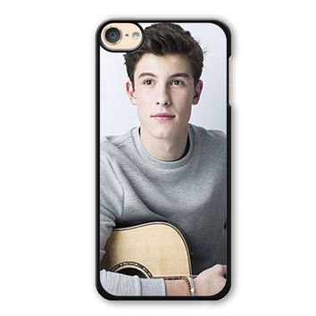 Lead Shawn Mendes Handsome Apple Phonecase For Ipod Touch 4 Ipod Touch 5 Ipod Touch 6