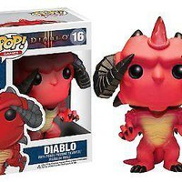 Funko Pop Games: Diablo Vinyl Figure