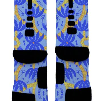 Summer Vibes Custom Nike Elites