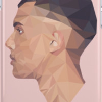 Stromae vector portrait by playstopreplay