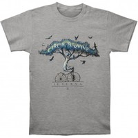 Circa Survive Juturna Bike T-shirt - Rockabilia