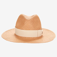 Hat Attack Continental Straw Panama Hat | Shop IntermixOnline.com
