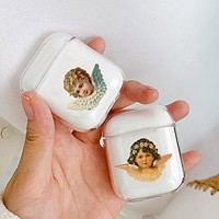 Renaissance Angel AirPods Case