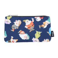 Loungefly Disney Snow White Seven Dwarfs Pencil Case