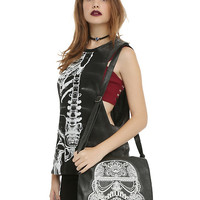 Star Wars Day Of The Dead Stormtrooper Saddle Bag