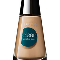 Foundation for Sensitive Skin: Clean Liquid Makeup, Sensitive Skin | COVERGIRL