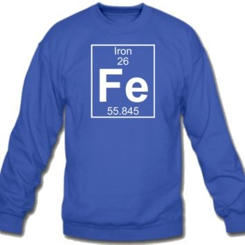 Ferrum Iron element Crew Neck