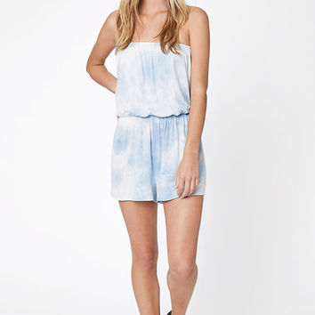 LA Hearts Strapless Romper at PacSun.com
