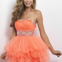 Homecoming dresses by Blush Prom Homecoming Style 9664