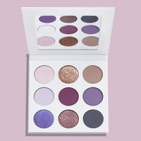 Kylie 2017 fall purple palette