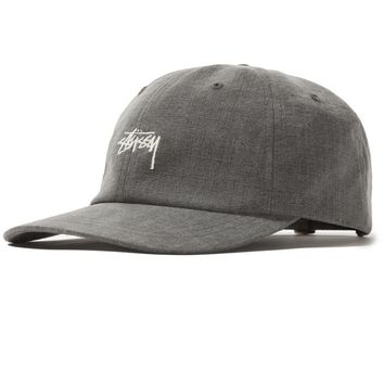 Washed Ripstop Low Profile Cap
