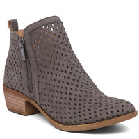 Lucky Brand Basel 3 Side Zip Booties | Dillards