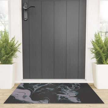 Subconscious Welcome Mat by duckyb