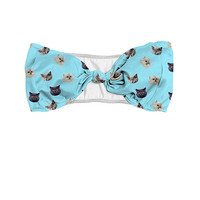 Kitties Padded Bandeau Top *Ready to Ship*
