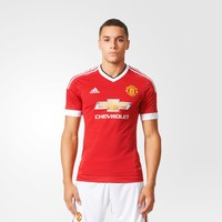 adidas Manchester United FC adizero Home Jersey - Red | adidas US