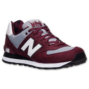 DCCK1IN men s new balance 574 camper casual shoes