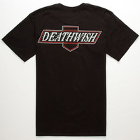 Deathwish Death Kings Mens T-Shirt Black  In Sizes
